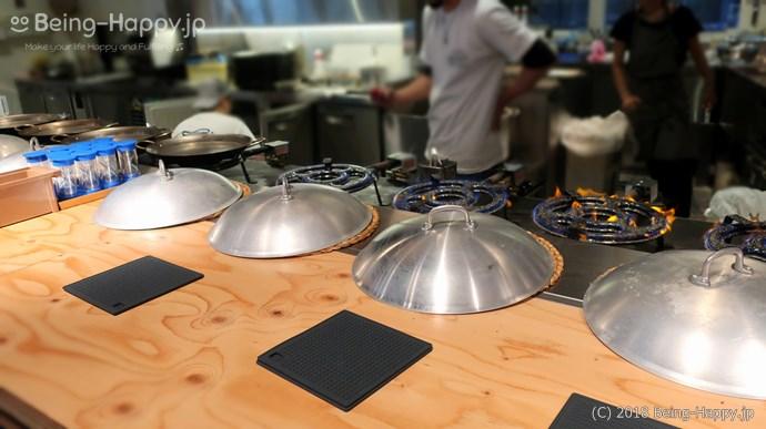 チリンギート エスクリバ( XIRINGUITO Escriba)のキッチンの様子
