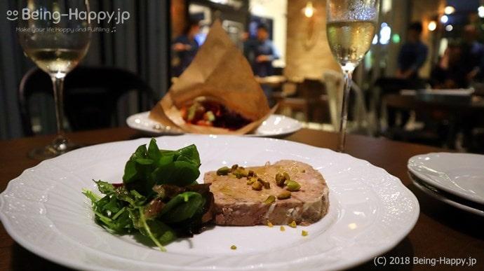 bar a vin CROISEE / バール ア ヴァン クロワゼのパテ・ド・カンパーニュ
