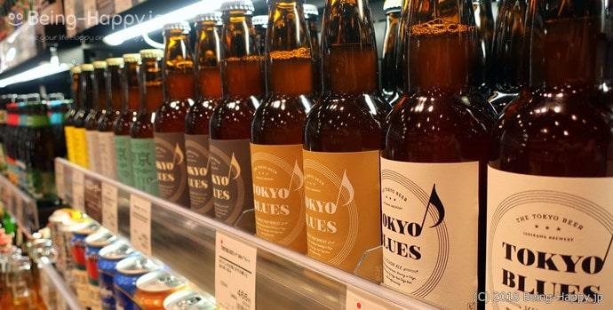 プレッセ シブヤ デリマーケット ビールも充実