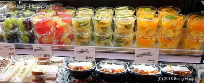 プレッセ シブヤ デリマーケット フルーツ類