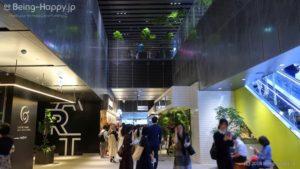 渋谷ストリームの2階