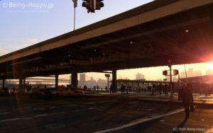 ニューヨークの街並み