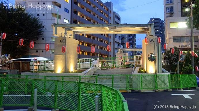 渋谷ストリーム 2018/9/5撮影