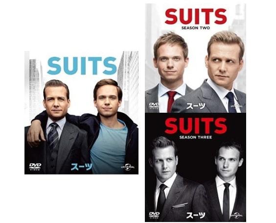 Suits / スーツのハーヴィーとマイク