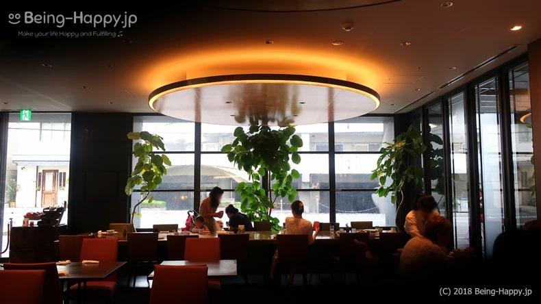 アーバンホテル京都二条プレミアムのカフェレストラン