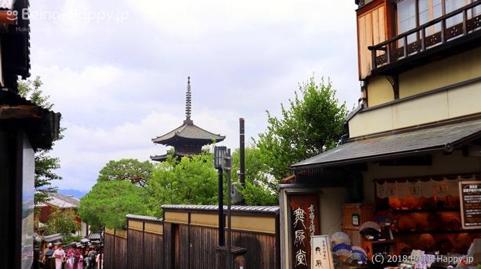 清水寺の参道