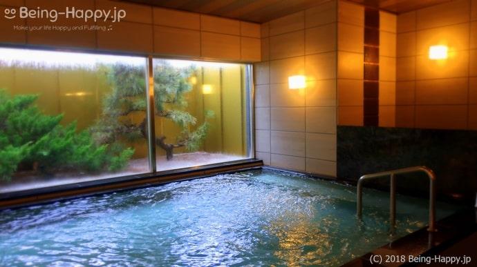 アーバンホテル京都二条プレミアムの大浴場