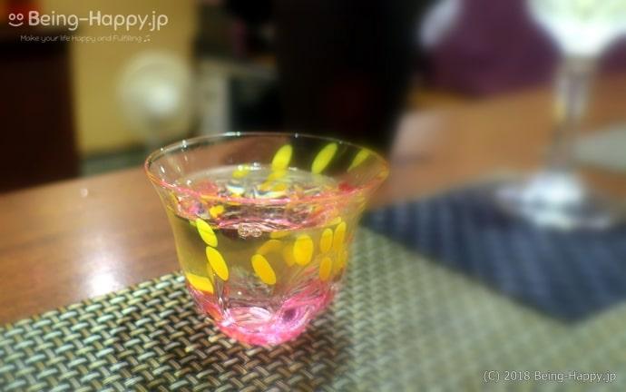 凛でいただいた日本酒