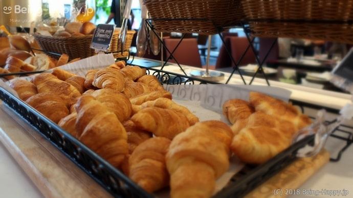 アーバンホテル京都二条プレミアムでの朝食
