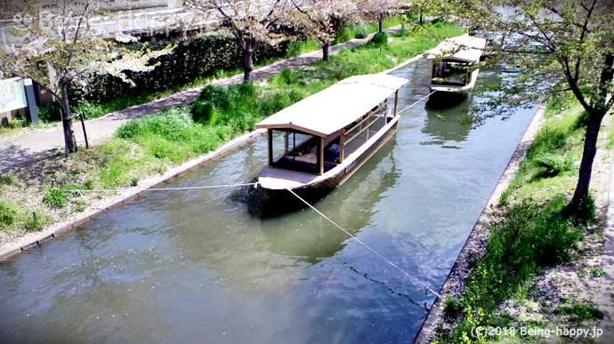 京都伏見 十石船