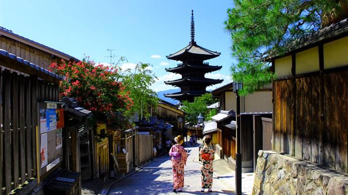 京都 五重塔