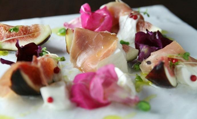 洋食ビストロドンピエールハートの料理