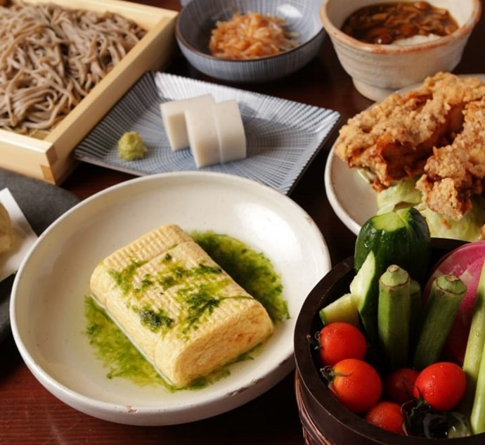 信州松本ヒカリヤの料理