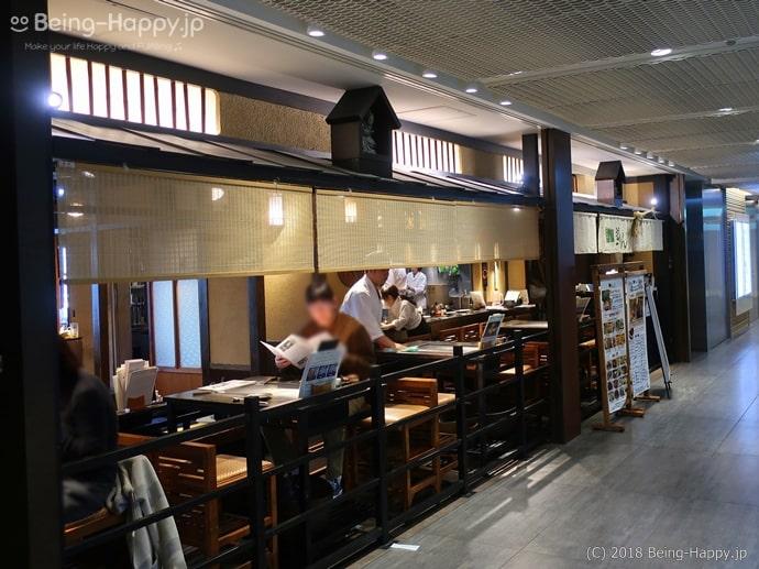 神戸・六甲道 ぎゅんた KITTE丸の内店の外観(地下1階)