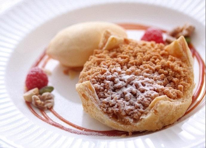 cafe1894のアップルパイ