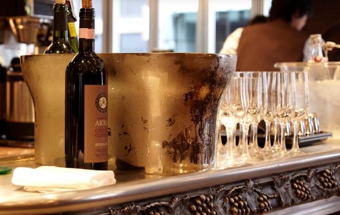 カフェ エメ・ヴィベールのワイン(出典:公式サイト)