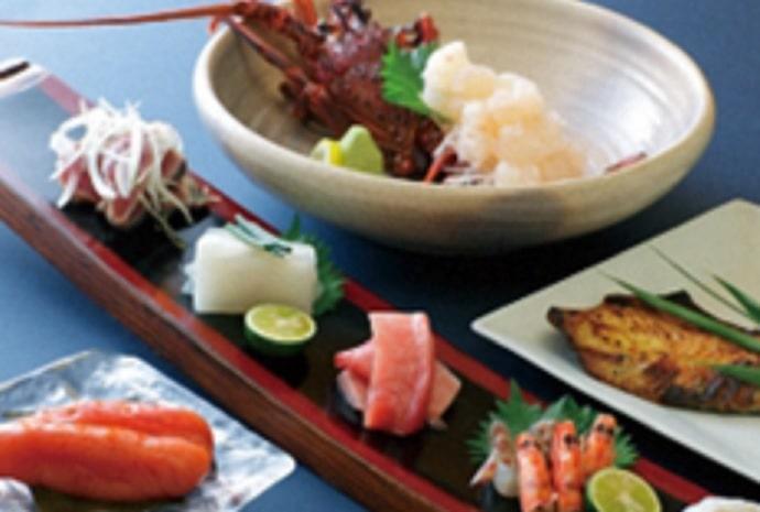 ろばた焼 磯貝 の料理