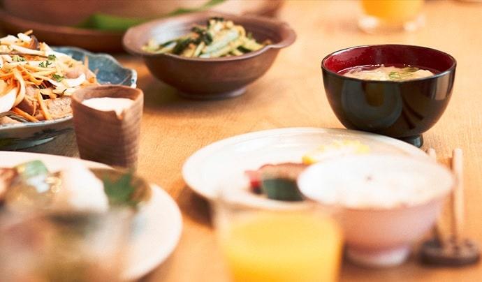 米祥の料理