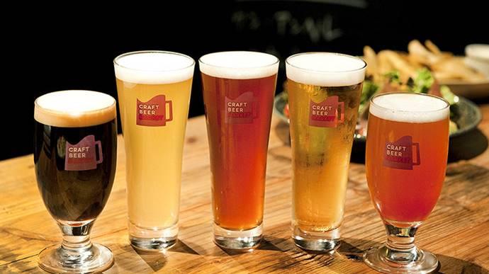 コレド室町3クラフトビアマーケット ビール