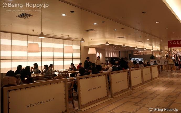 コレド日本橋 WELCOME CAFE