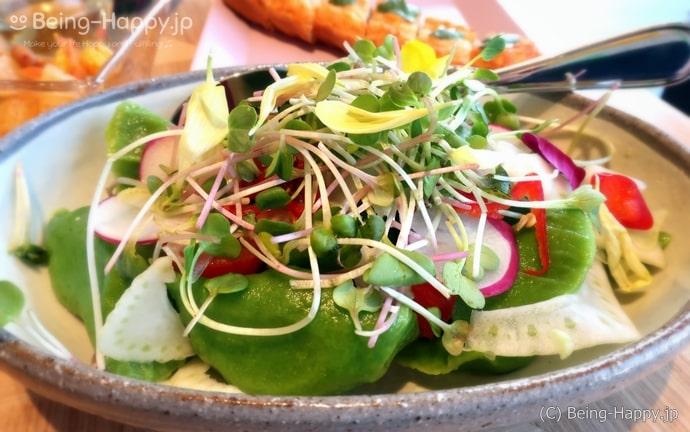 ダンプリングタイムの野菜の水餃子(西安水餃子)