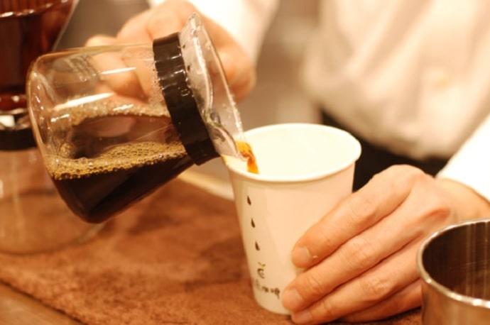 炭火焙煎珈琲.凛のコーヒー