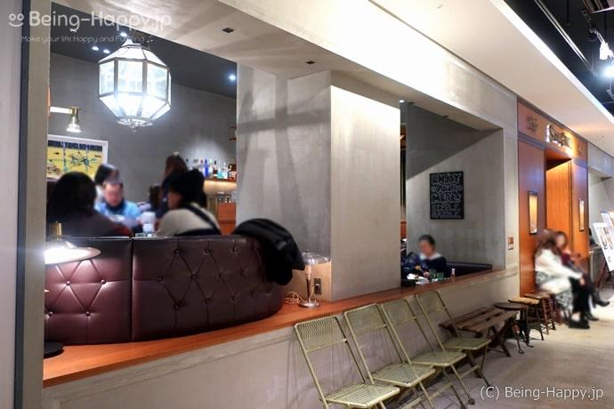 Cafe&Grill SIZZLe GAZZLe の外観