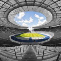 オリンピック競技場イメージ