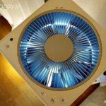 バルミューダ新型空気清浄機「ザ ピュア A01A」レビュー!おしゃれなデザインと毎分7000リットルの性能に感動