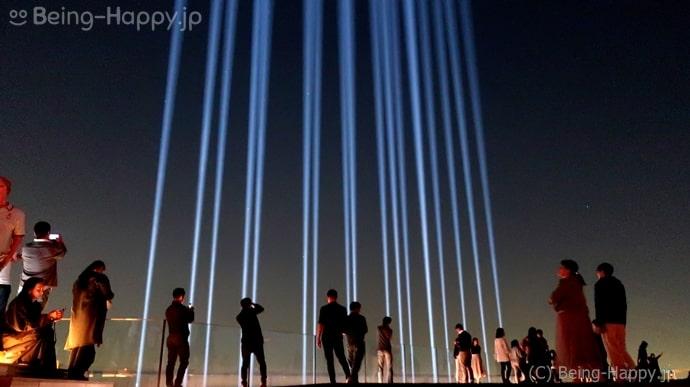 渋谷スカイ CROSSING LIGHT