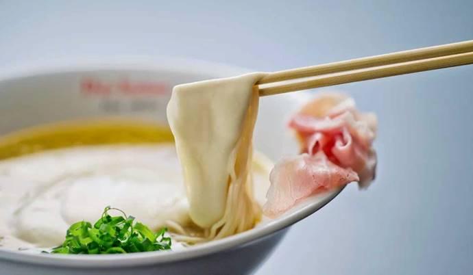 らぁ麺 ドゥエ イタリアン(ラーメン)