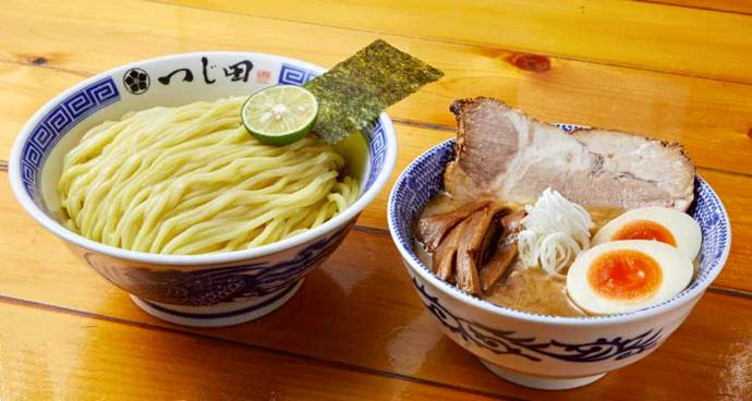 つじ田(つけ麺)