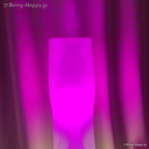 スマートLED ピンク