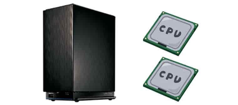 DUAL-CPU
